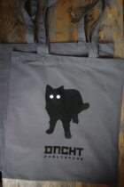 The Cat: bag with long handles